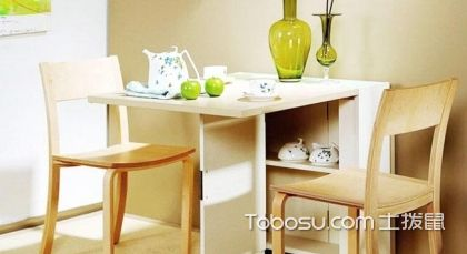 小户型餐桌如何解决,折叠餐桌简介