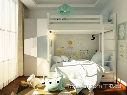 儿童房装修如何做到真正的绿色环保?看这些你就明白了