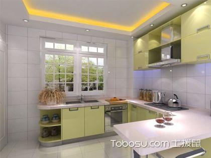 厨房u乐娱乐平台设计的基本原则是什么?如何做好厨房收纳?