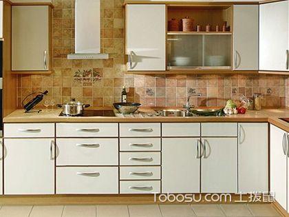 小户型厨房装修该怎样选购橱柜?选购橱柜注意事项总结