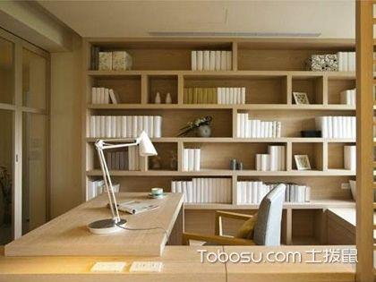 小戶型書房裝修注意事項有哪些?如何做好空間布局?
