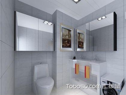 面积小的卫生怎么装修?小户型卫生间装修五大技巧