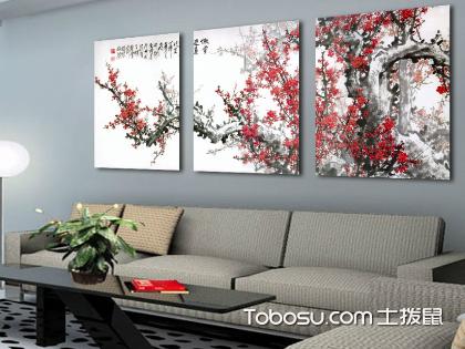 客厅沙发背景墙装饰,中式风格大全介绍