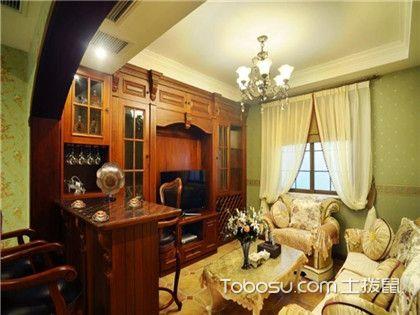 家庭实木吧台图片欣赏,特色实木吧台设计您值得拥有!