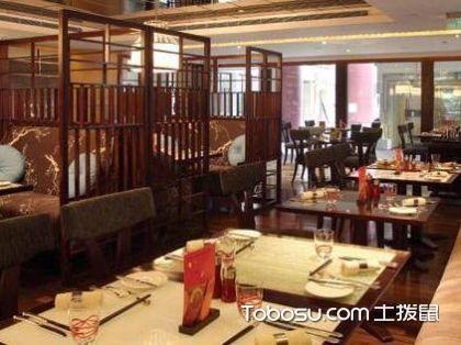 300平餐厅装修效果图,300平米餐厅应该如何装修