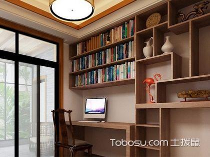 小书房装修要讲究精益求精,小书房装修注意细节介绍