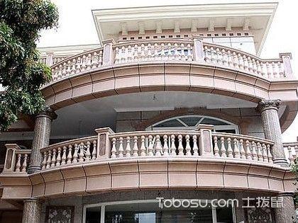 别墅阳台大理石栏杆好不好?它的优缺点有哪些?