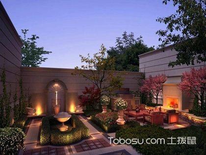 欣赏美式庭院景墙设计,好看的庭院少不了好看的景墙