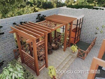 庭院葡萄架设计要点,轻松装饰庭院空间