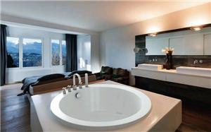 【大型浴缸】大型浴缸简介_尺寸_安装_图片