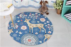 【圆形地毯】圆形地毯简介_价格_圆形中式地毯_贴图