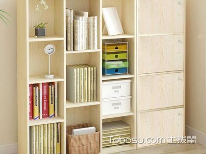 7种书柜收纳方法总结,改变书房装修环境