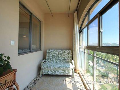 阳台装修选窗用哪种比较好?如何装修节能靓丽家?