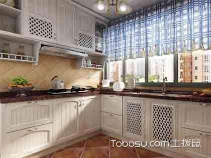 小户型厨房装修注意事项有哪些?现代厨房装修设计原则介绍