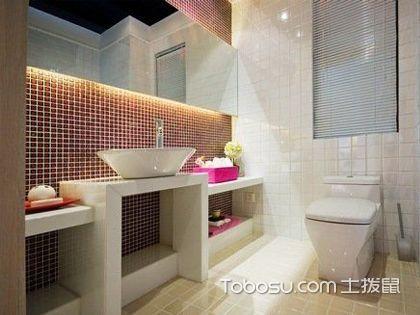 小户型卫浴装修注意事项有哪些?卫浴装修小细节不容忽视