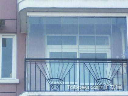 装修费用:封装阳台装修的窗户材料与价格分析
