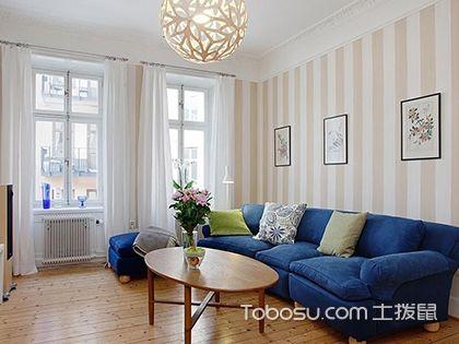 50平米两室一厅简单装修预算,小户型设计装修预算清单