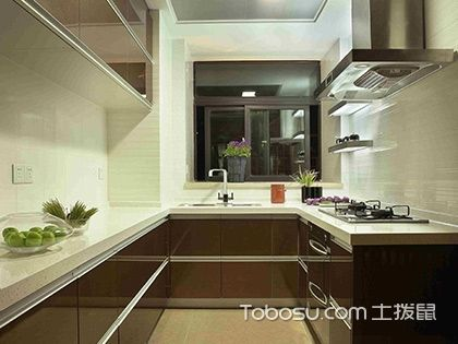 小户型厨房装修技巧,小户型厨房怎么装修设计?
