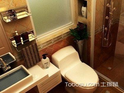 小户型卫浴装修如何做好收纳?小户型卫浴装修四大贴士