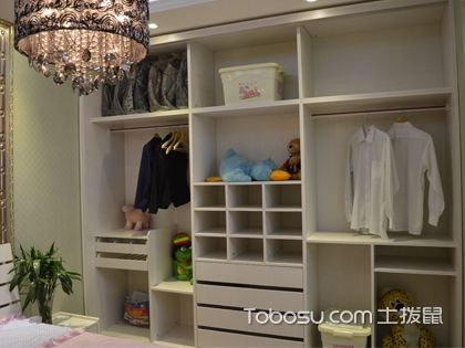 【装修常识】板式衣帽间如何搭配?怎么做好空间规划?