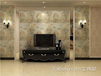 瓷砖背景墙的优缺点有哪些?瓷砖做电视背景墙好不好?