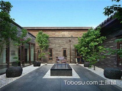 庭院裝修設計效果圖賞析,不一樣的庭院設計你看過幾個?