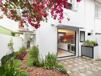 20平庭院设计效果图,庭院设计施工注意事项是什么?
