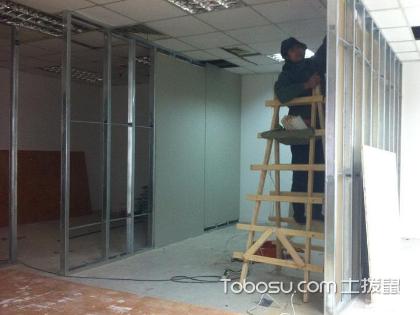 石膏板隔墙优点是什么,石膏板隔墙厚度是多少