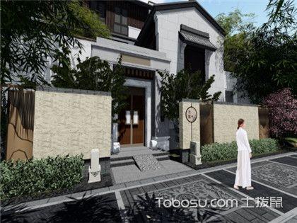 下沉式新中式庭院设计,有没有戳中你的心?