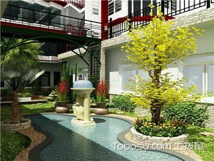 庭院绿化设计效果图大全,每张都是绿色有活力的!