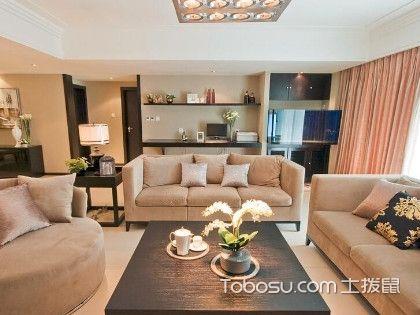现代简约风格装修图片客厅,打造完美客厅
