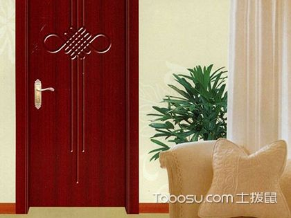 烤漆門與免漆門的區別,選購室內門哪一種好?