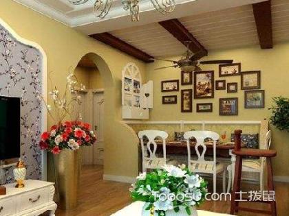 上海别墅田园风格装修技巧有哪些?田园风格有哪些种类?