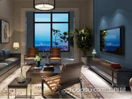 新中式别墅装修效果图欣赏,新中式别墅装修要注意什么?