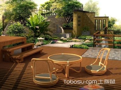 欣赏庭院简单设计效果图,装修自家的私密空间