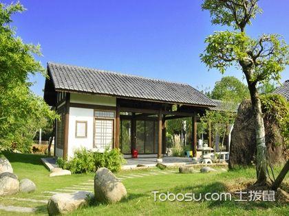 现代日式庭院设计,宁静致远的修心空间