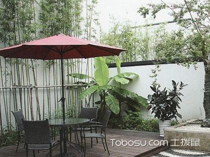 韵味十足小庭院——小庭院设计的要点有哪些