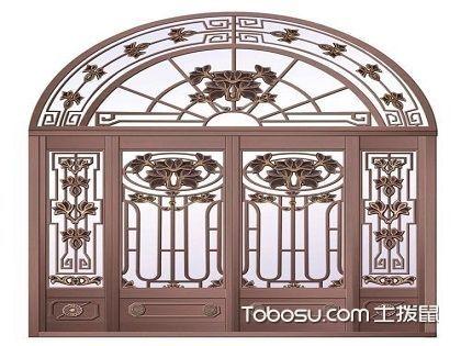 通化别墅铜门,一种雍容华贵的象征