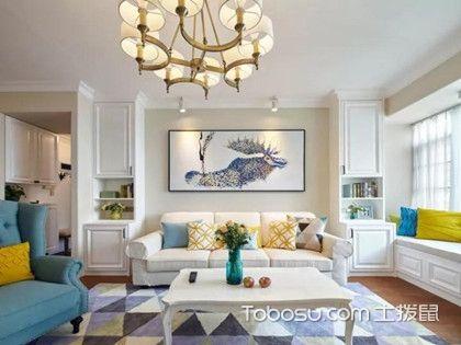 140平米简美三居室,大户型的精致装修