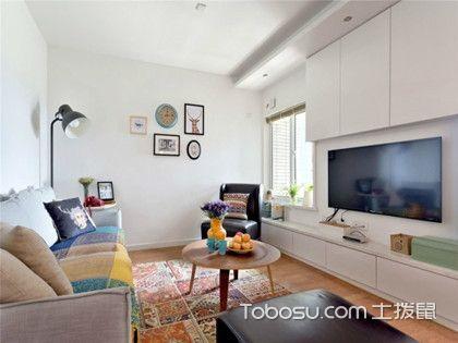 95平米欧式风格装修案例,小家也可以美得极致