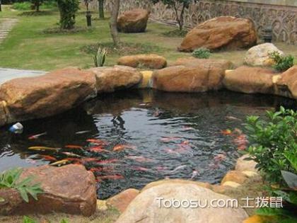 庭院鱼塘的设计效果图,庭院鱼塘的设计要注意什么?