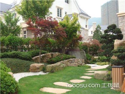 别墅花园装修图片,让家充满自然气息