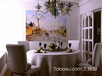 简欧式客厅装修效果图,简约大气的设计榜样