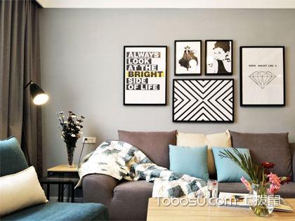 这样u乐娱乐平台沙发背景墙,简洁大方彰显品味