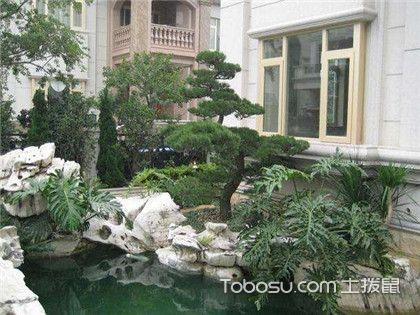庭院水池如何布置?庭院水池有什么风水讲究
