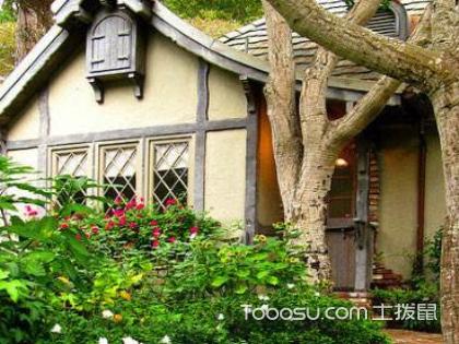 简约西式庭院设计实景图,简约西式庭院设计技巧有哪些?