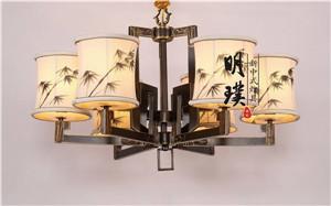【中式灯具】中式灯具品牌_价格_图片