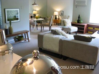 60平米两室一厅小户型装修费用报价清单明细