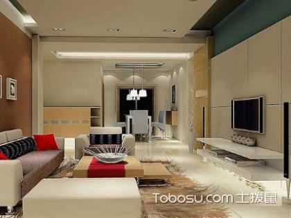 客厅装潢搭配原则是什么?客厅装潢要注意哪些?