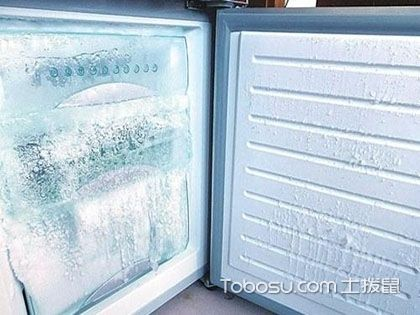 里冰箱總是結冰,冰箱冷藏室結冰怎么辦